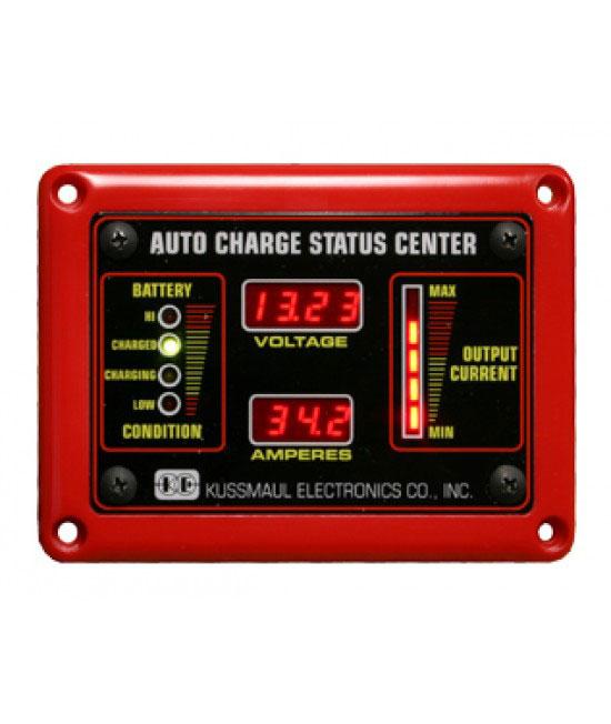 Indicateur de charge de batterie digital 091-194-ind-wt Kussmaul